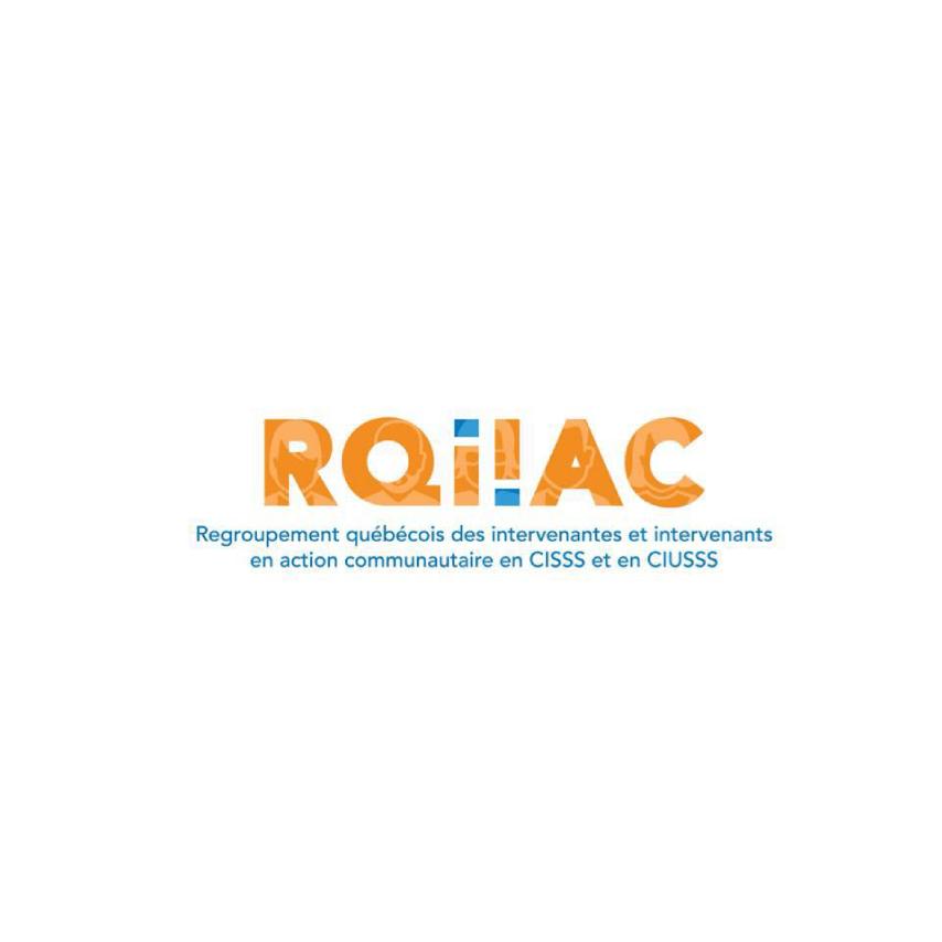 Regroupement québécois des intervenants et intervenantes en action communautaire (RQIIAC) en CISSS et CIUSSS 1